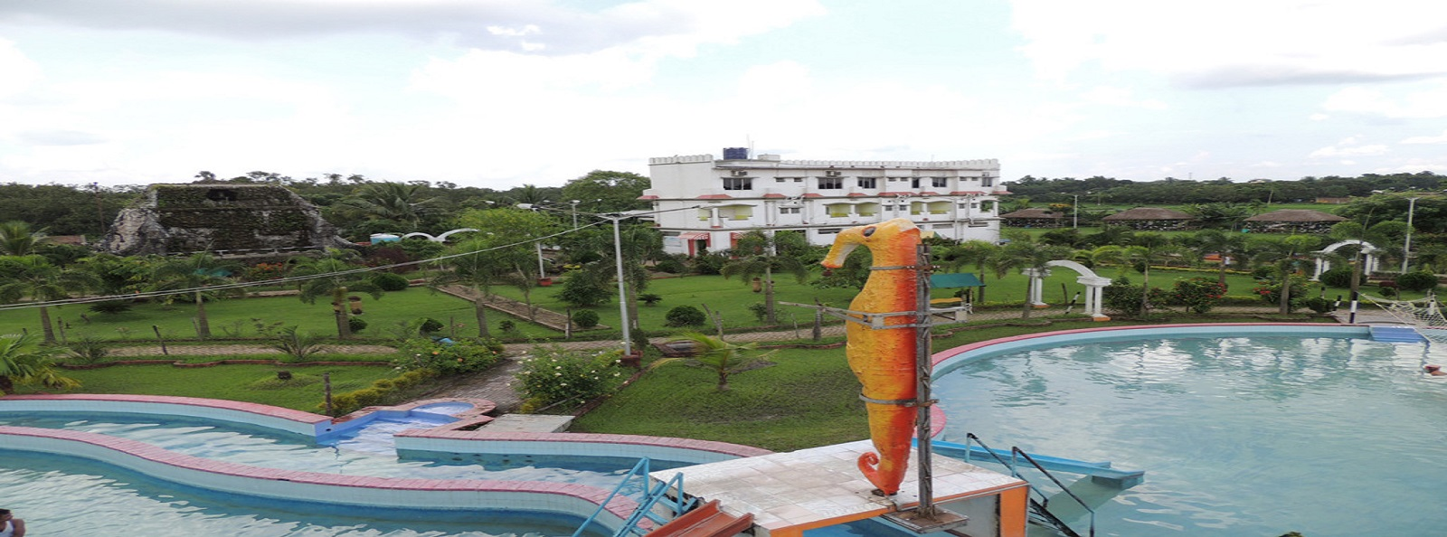 Aquamarina >> Aquamarina Water Theme Park Resorts Hooghly